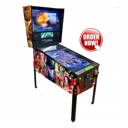 Willy Wonka Virtual Pinball...