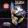 DBZ 4 Player Arcade Machine