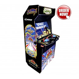 2 Player Galaga Boss Machine
