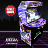 TMNT Turtles in Time 4 Player Arcade Machine