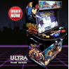 Double Dragon 4 Player Arcade Machine