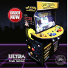 PacMan Party 4 Player Arcade Machine
