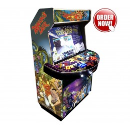 Dragons Lair 4 Player BOSS...