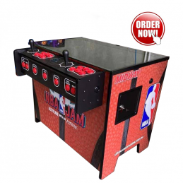 NBA Jam 2in1 Sitdown Arcade...